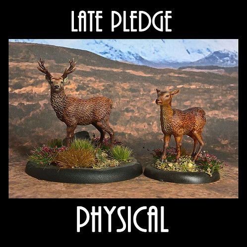 ITW- Deer Late Pledge (Physical)
