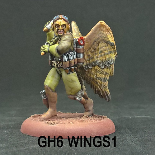 Ground Hawk 6 (Resin)