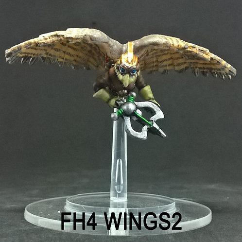 Flying Hawkman 4 (Resin)