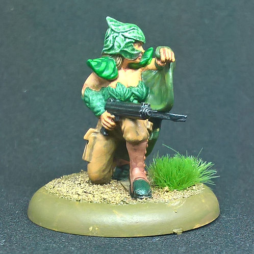 Forest Moon Commando 1 (Pewter)