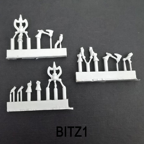 Hawkman Bitz (Resin)