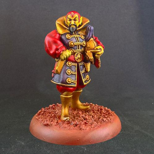 Mongol General (Resin)