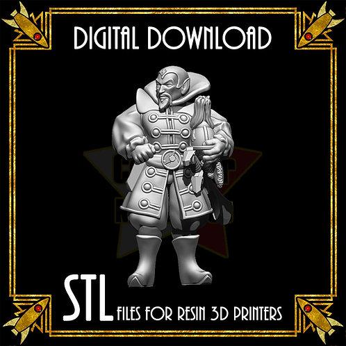 Mongol General (Digital)