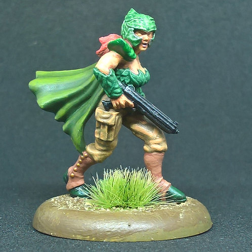 Forest Moon Commando 2 (Pewter)
