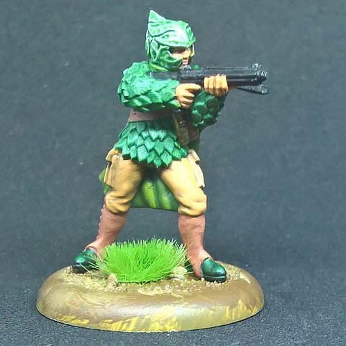 Forest Moon Commando 6 (Pewter)