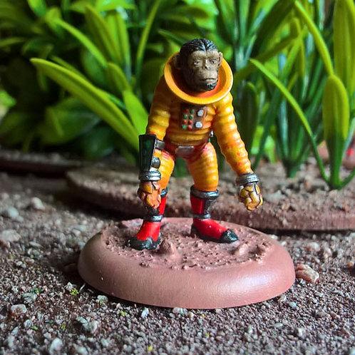 Astrochimp (Resin)