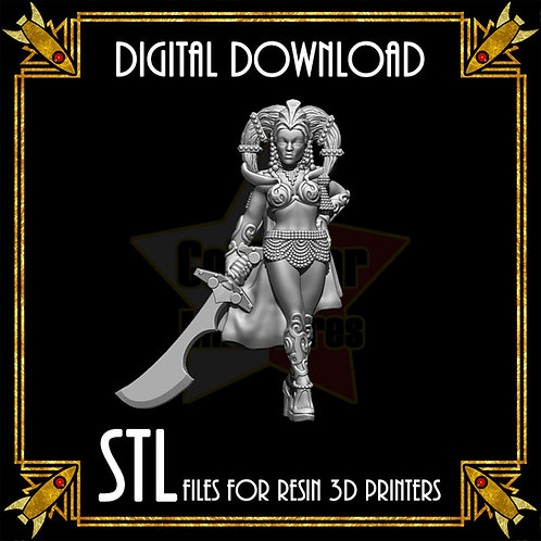 Mongol Princess (Digital)