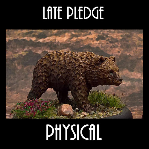 ITW- Bears Late Pledge (Physical)