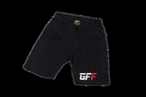 (W) GFF Biker Shorts w/pockets