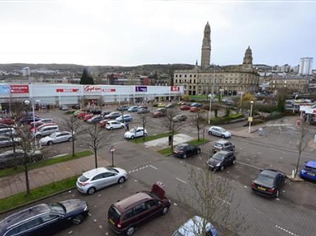 Waterfront Retail Park, Greenock