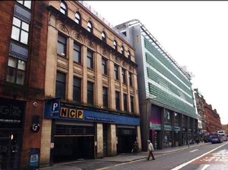The Glasshouse, Glassford St, Glasgow