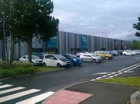 Paisley Central Retail Park, Renfrew Road