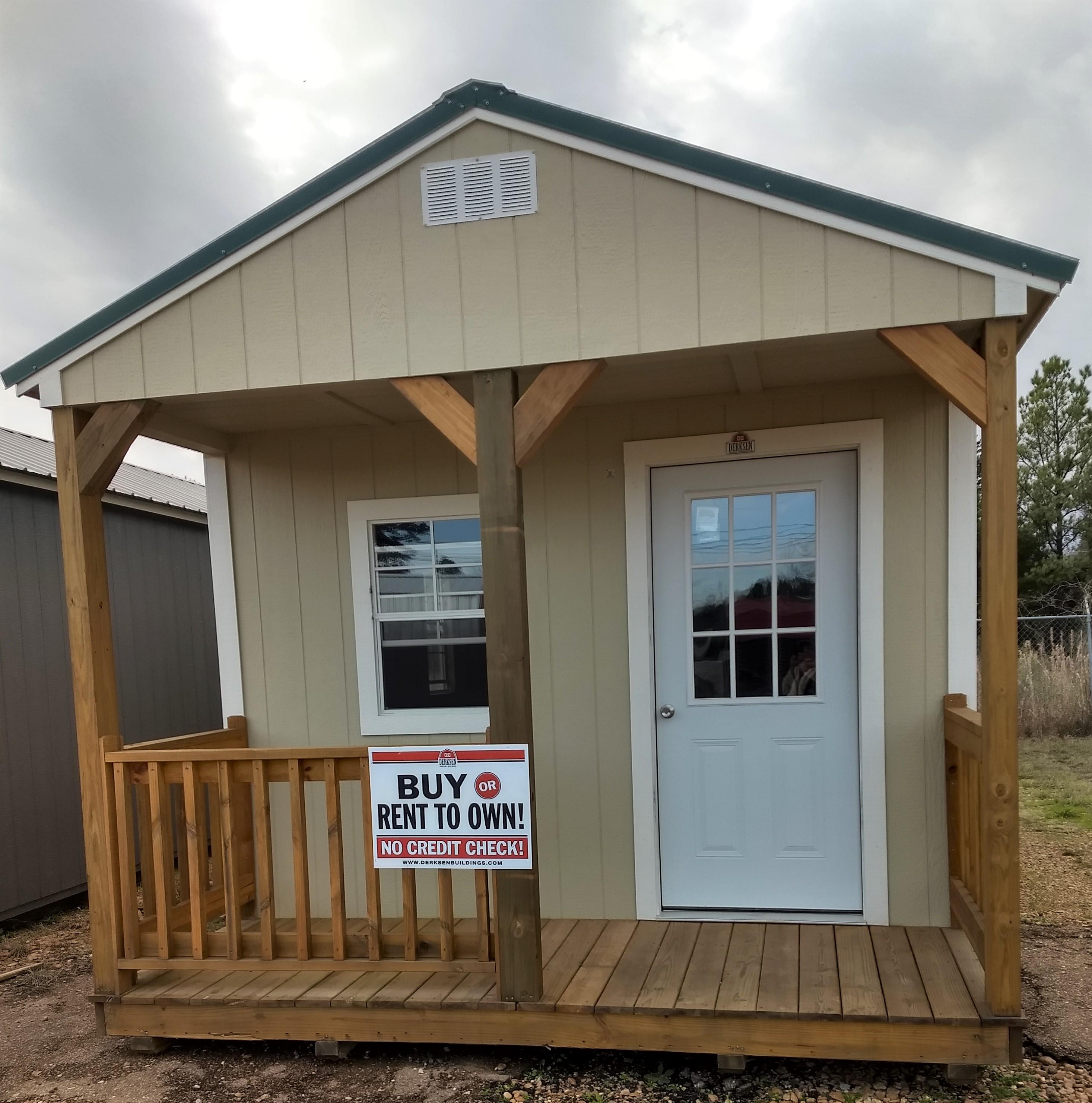 Cabin 12x24