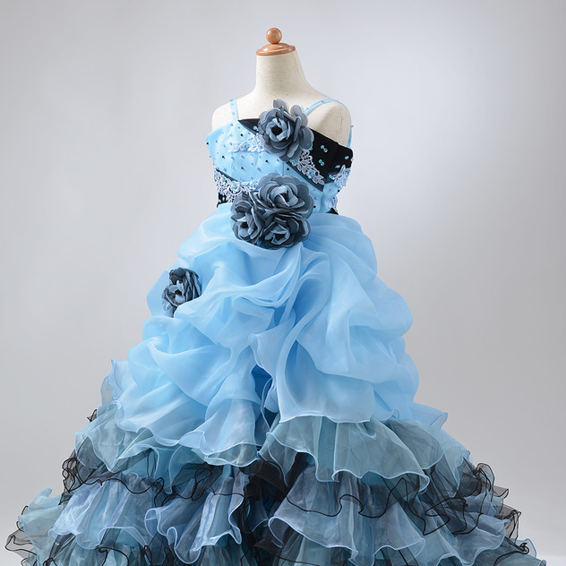 7歳女児ドレス5