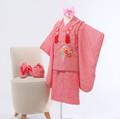 3歳女児着物2