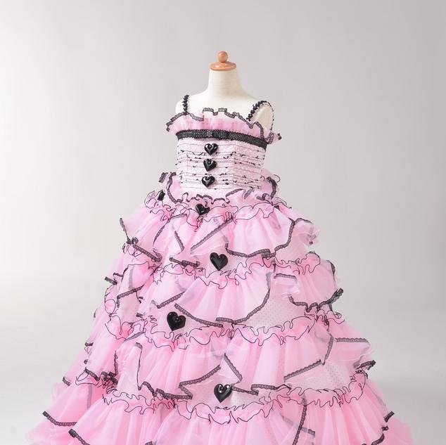 7歳女児ドレス