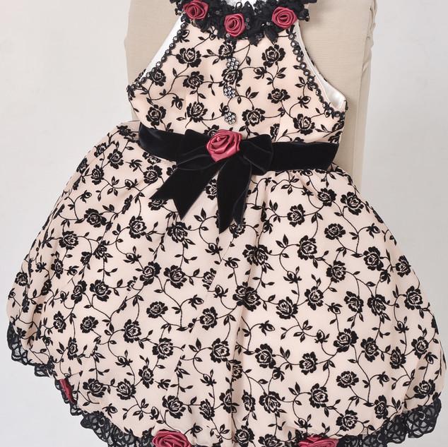 3歳女児ドレスアイム今井1