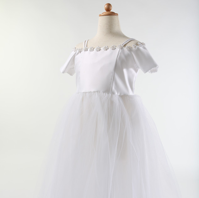 7歳女児ドレス4