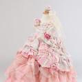 3歳女児ドレスアイム今井