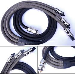 NRG Custom Cables - 'King Ghidorah'
