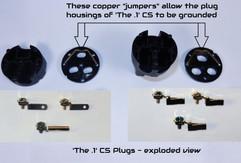 NRG Custom Cables - New CS plugs, explod