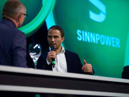 Portrait: Philipp, CEO of SINN Power (part 1)