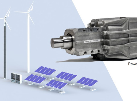 New boost for the small wind industry