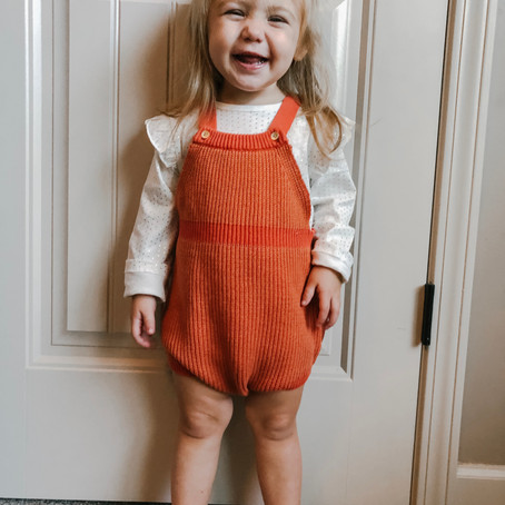 Toddler Girl Fall Clothing Haul!