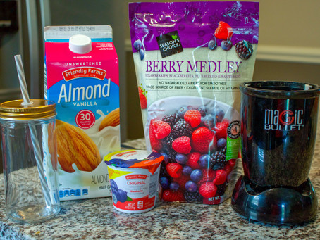 Toddler Approved Smoothie Recipe - ALDI