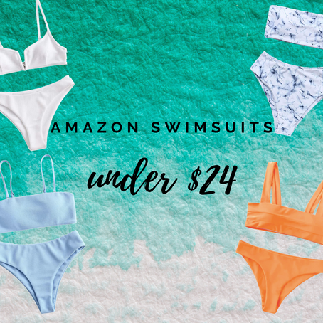 Two Piece Amazon Bathing Suits