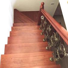 金剛木實木樓梯踏板