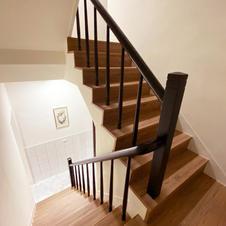 超耐磨地板包樓梯