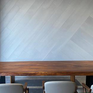 實木壁板 - 訂製色