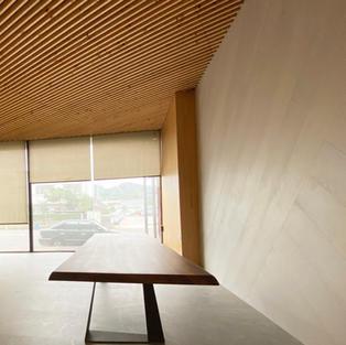 實木天花格柵 - 日本檜木