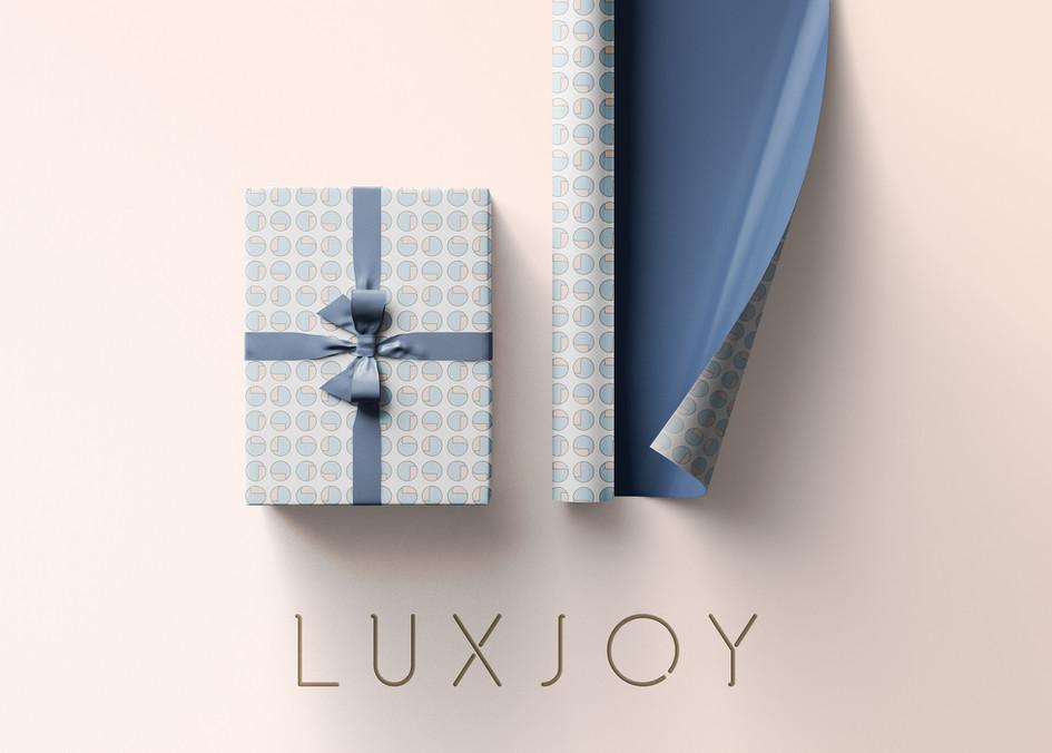 LUXJOY e-commerce platform