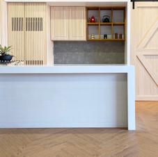 松木系統櫃門片