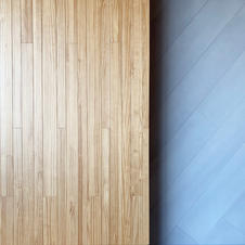 實木壁板 - 赤松直拼