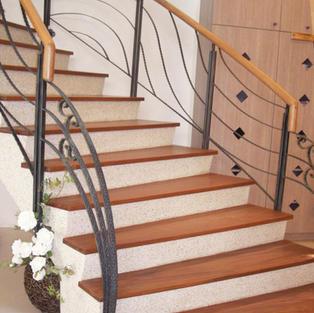 緬甸柚木樓梯踏板