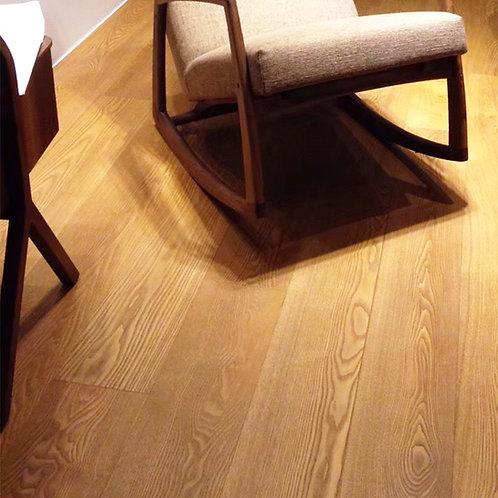 水曲橡木海島型 - 6.4寸300條木地板