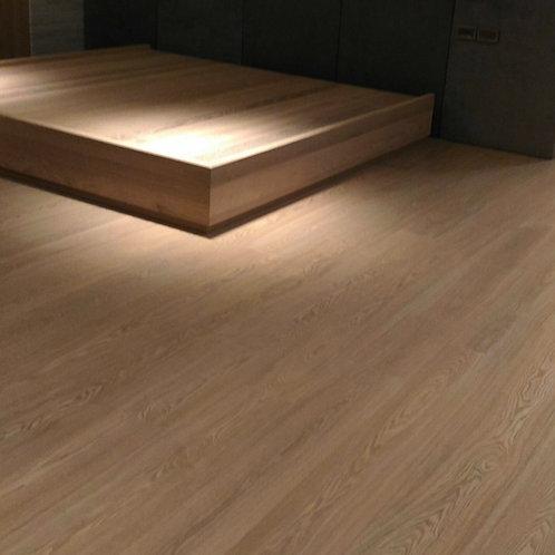 水曲橡木 - 6.4寸手刮浮雕木地板