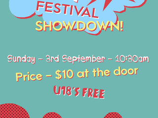 INDIE/ALT FESTIVAL SHOWDOWN