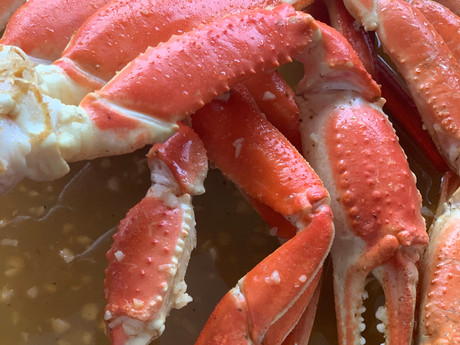 Snow Crab Legs (Every First Saturday)