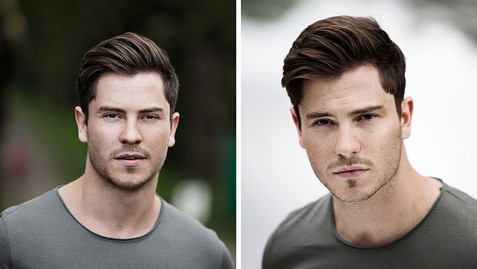 studio actor headshots