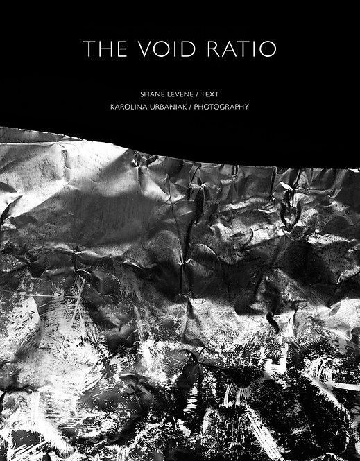 The Void Ratio  by Shane Levene & Karolina Urbaniak