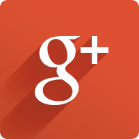 Google+ Long Shadow