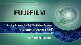 Fujifilm — Cleaning a lens
