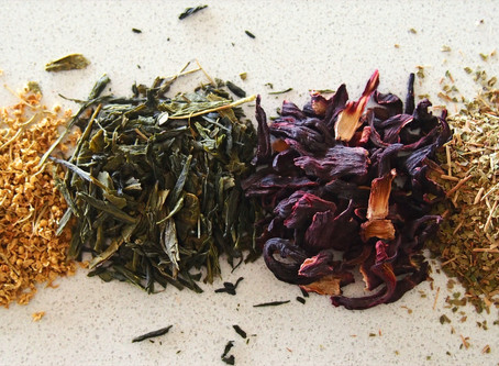 Five Different Types of Tea