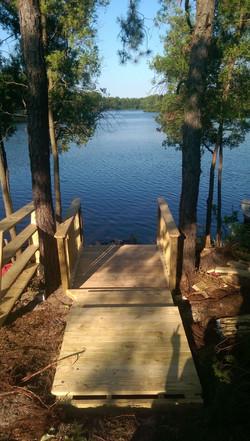 Dock Medford Lakes