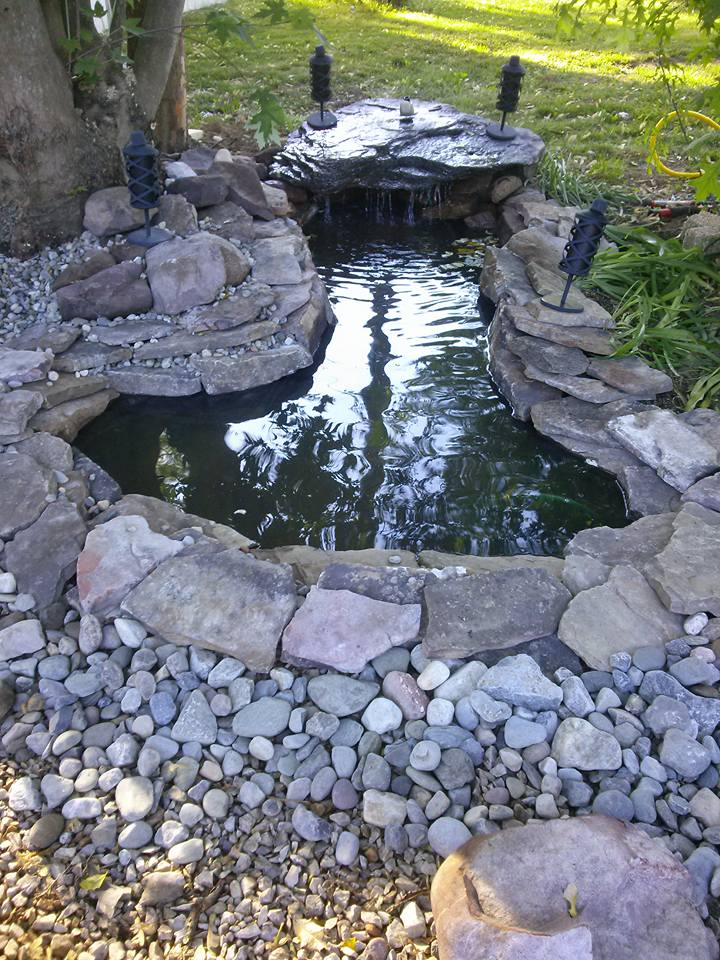 Pond Tabenacle