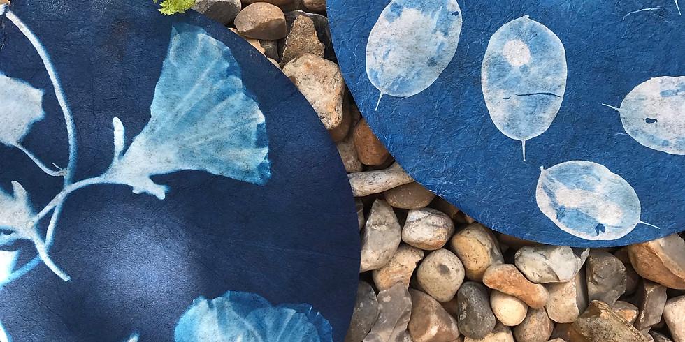Cyanotypes, Sun Prints and Botanist Anna Atkins